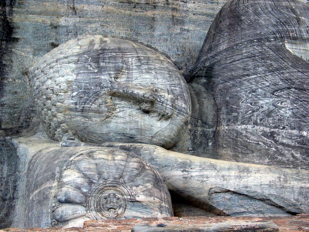 Galviharaya in Polonaruwa