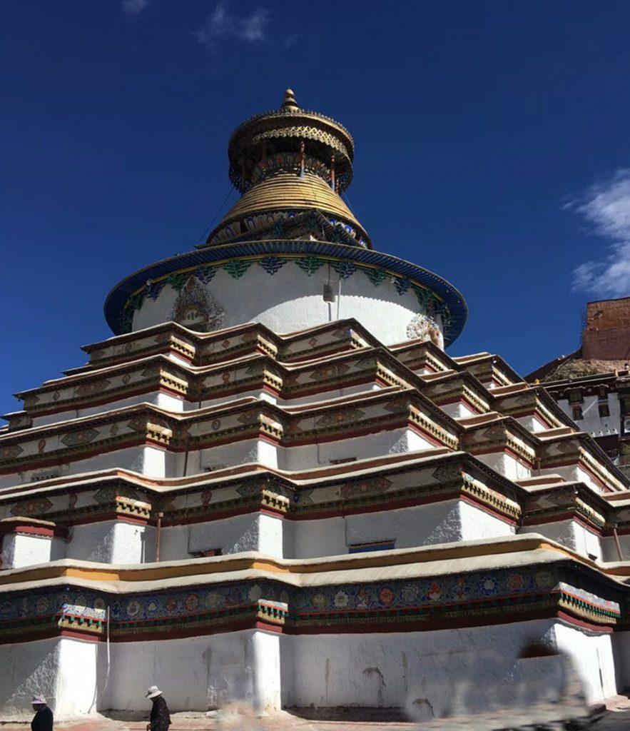 Palhkor Choede in Gyantse